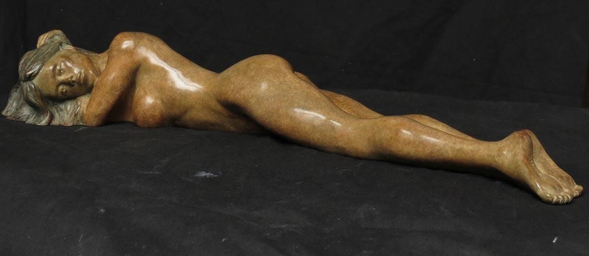 """Mes premières """"vraies """"sculptures ... April-4"""