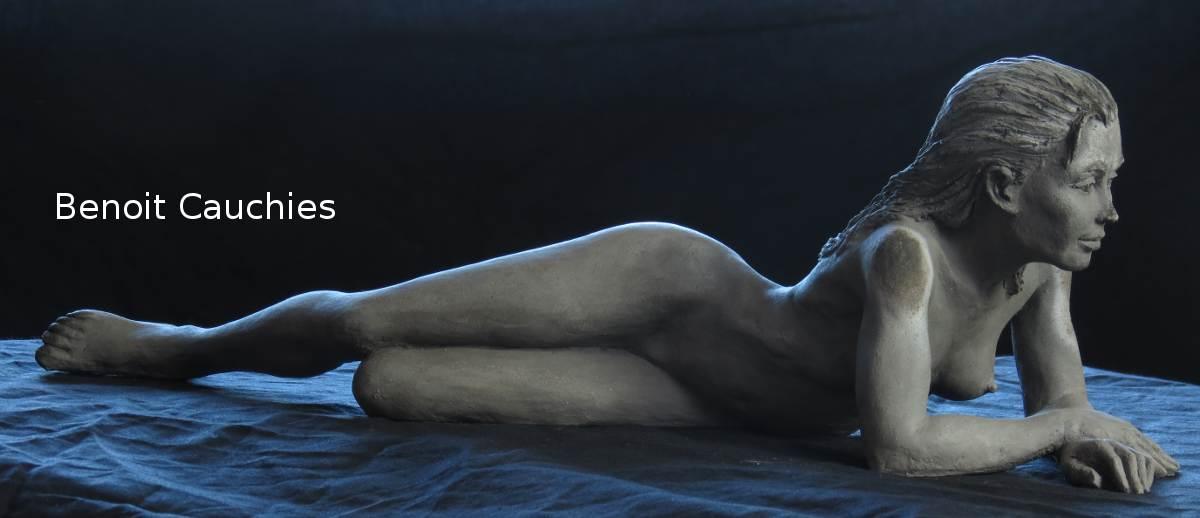 """Mes premières """"vraies """"sculptures ... 2-eme-femme-allong%C3%A9e-terre-4"""